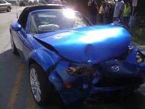 תאונה מקדימה